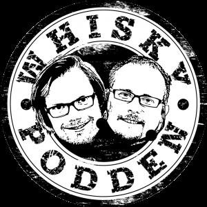 Whiskypodden Logga