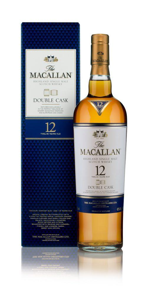 Macallan Double Cask-12yo