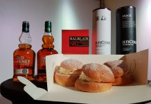 Semla och all whisky