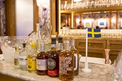 Anglo-Swedish Society - Swedish Gin and Whisky tasting at Aquavit