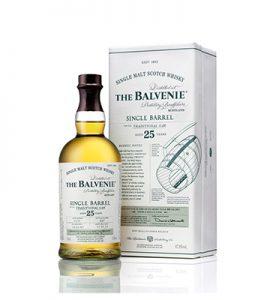 Balvenie 25 y singel barrel