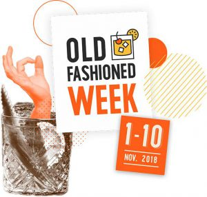 Old fashioned week 2018