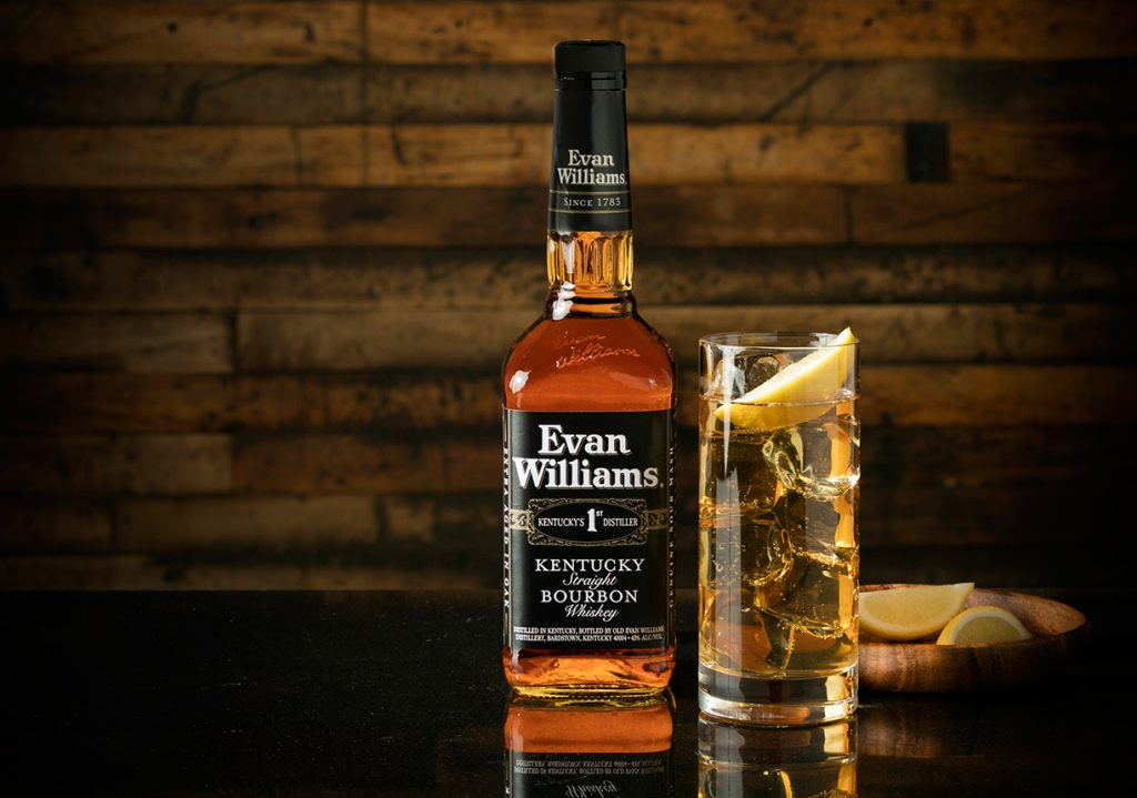 Evan Williams Highball